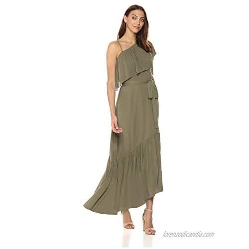 BCBGMAXAZRIA Women's Conrad Woven Casual Dress