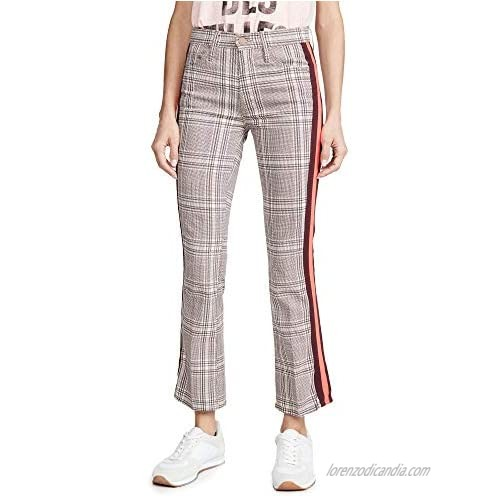 MOTHER Women's The Insider Ankle Trousers