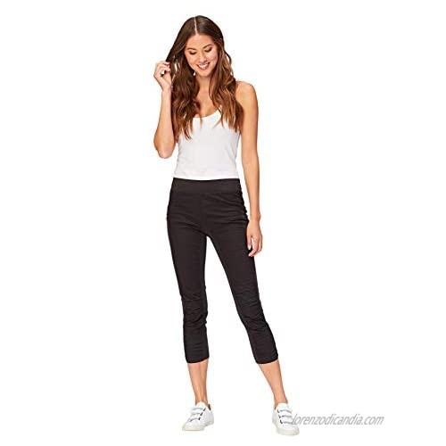 XCVI Wearables Women's Jetter Crop Leggings - Stylish Cropped Pants
