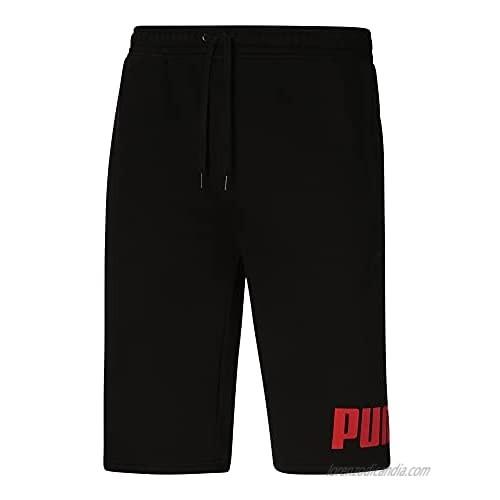 "PUMA Men's Big & Tall Big Logo 10"" Shorts B&t"