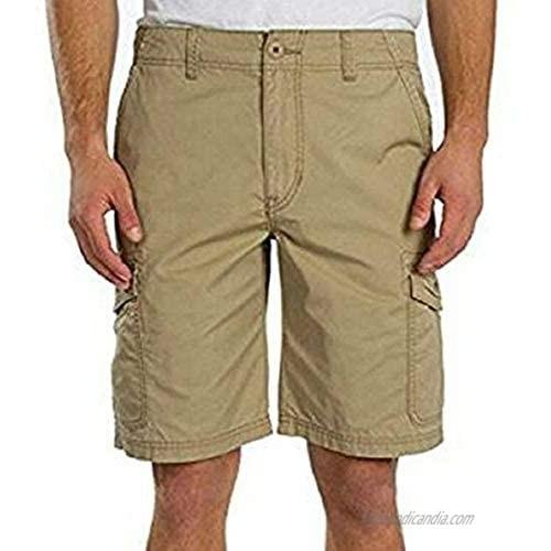 Union Bay Men's Light Weight Medford Cargo Shorts  Grain  Variety